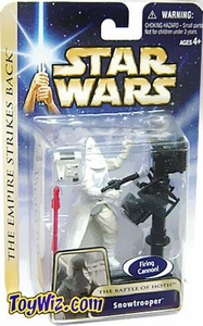 Star Wars Saga 2004 Empire Strikes Back #19 Snowtrooper [The Battle of Hoth]
