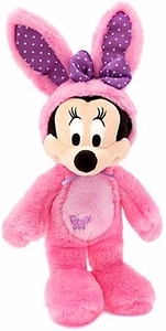 Disney Exclusive 17 Inch Scented Plush Minnie Mouse Bunny [Pink Costume]
