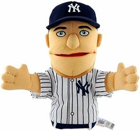 Bleacher Creatures MLB 10 Inch Hand Puppet Plush Alex Rodriguez [New York Yankees]
