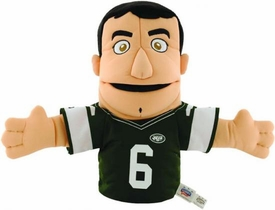 Bleacher Creatures NFL 10 Inch Hand Puppet Plush Mark Sanchez [New York Jets]