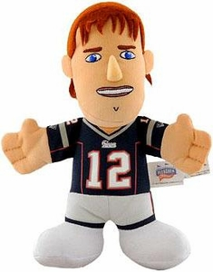 Bleacher Creatures NFL 7 Inch Plush Tom Brady [New England Patriots]