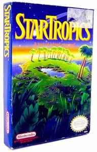 Nintendo Entertainment System NES Incomplete Opened Cartridge Games StarTropics