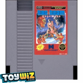 Nintendo Entertainment System NES Played Cartridge Game Tag Team Wrestling