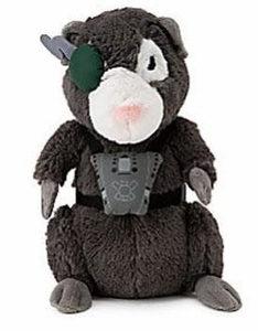 G-Force Movie 10 Inch Plush Figure Blaster