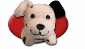Muttles 3 Inch Mini Plush Figure Germanation