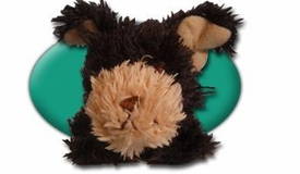 Muttles 3 Inch Mini Plush Figure Snorkie