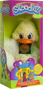 Skoodlez Duck Plush Toy with Samoleez Coin Flapjack