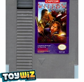 Nintendo Entertainment System NES Played Cartridge Game Willow