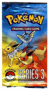 Pokemon Organized Play Series 3 Booster Pack [2 Cards]