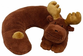 Cloudz Plush Travel Pillow Moose