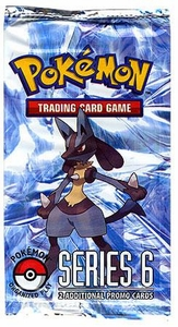 Pokemon Organized Play Series 6 Booster Pack [2 Cards]