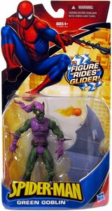 Spider-Man Classic Heroes Action Figure Green Goblin [Figure Rides Glider]