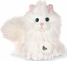 Webkinz Plush Persian Cat