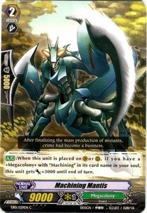 Cardfight Vanguard ENGLISH Comic Style Vol.1 Single Card Common EB01-029EN Machining Mantis