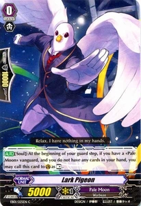 Cardfight Vanguard ENGLISH Comic Style Vol.1 Single Card Common EB01-025EN Lark Pigeon