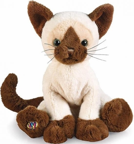 Webkinz Plush Siamese Cat