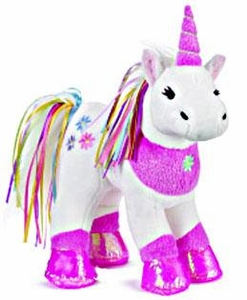 Webkinz Plush Ribbon Unicorn