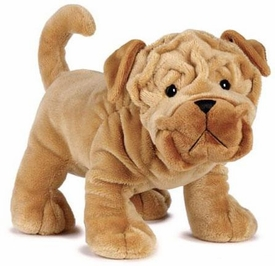 Webkinz Plush Shar Pei Dog