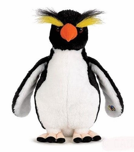 Webkinz Plush Rockhopper Penguin