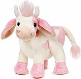 Webkinz Plush Strawberry Cow