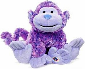 Webkinz Plush Sugarplum Cheeky Monkey