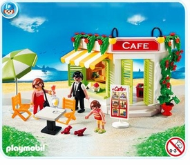 Playmobil Harbor Set #5129 Harbor Caf