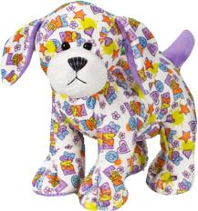 Webkinz Plush Peace 'N Love Puppy