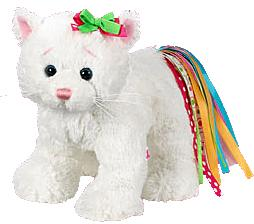 Webkinz Plush Pretty Kitty