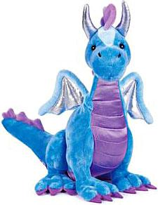Webkinz Plush Twilight Dragon