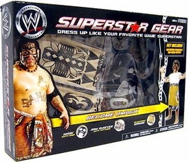 WWE Wrestling Jakks Pacific Series 2 Superstar Roleplay Gear Umaga