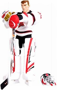 Upper Deck Authenticated All Star Vinyl Figure Martin Brodeur (White Away Jersey) Limited to 500 Pieces BLOWOUT SALE!