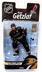 McFarlane Toys NHL Sports Picks Series 26 Action Figure Ryan Getzlaf (Anaheim Ducks) Black Jersey Bronze Collector Level Chase Only 3,000 Made!