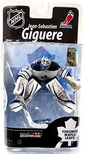 McFarlane Toys NHL Sports Picks Series 26 Action Figure Jean-Sebastian Giguere (Toronto Maple Leafs