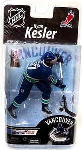 McFarlane Toys NHL Sports Picks Series 26 Action Figure Ryan Kesler (Vancouver Canucks Blue Jersey