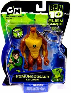 Ben 10 Alien Force Series 2 Keychain Humungousaur