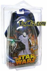 Star Wars Episode 3 Revenge of the Sith Action Figure Protective Star Case