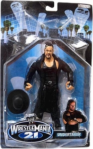 WWE Jakks Pacific Wrestlemania XXI 21 Exclusive Series 3 Action Figure Undertaker
