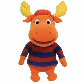 Ty Backyardigans Beanie Buddy Tyrone the Moose