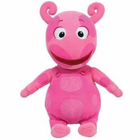 Ty Backyardigans Beanie Buddy Uniqua the Uniqua