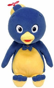 Ty Backyardigans Beanie Baby Pablo the Penguin