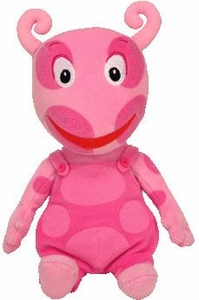 Ty Backyardigans Beanie Baby Uniqua the Uniqua