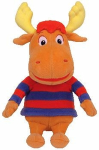 Ty Backyardigans Beanie Baby Tyrone the Moose