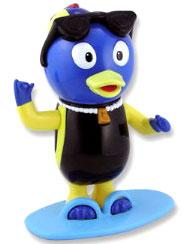 Mattel Backyardigans Figure Singing Surfer Pablo