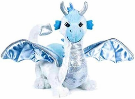 Webkinz Plush Ice Dragon