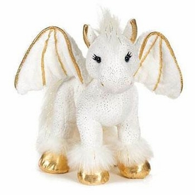 Webkinz Plush Golden Pegasus