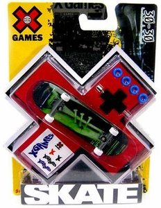 X Games Extreme Sports Single Skateboard 30-30 Nails