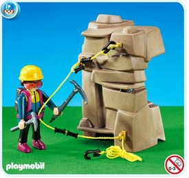 Playmobil Vacation & Leisure Set #7529 Mountaineer