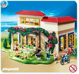 Playmobil Vacation & Leisure Set #4857 Summer House