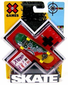 X Games Extreme Sports Single Skateboard 4 Colors Bubbles