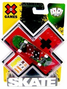 X Games Extreme Sports Single Skateboard Dice